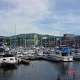 小樽の港です。